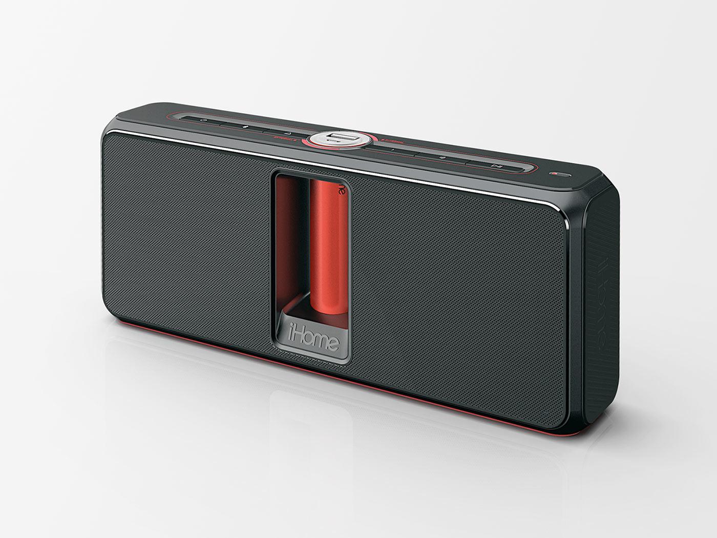 Ihome Kineta Bluetooth Speaker Envary
